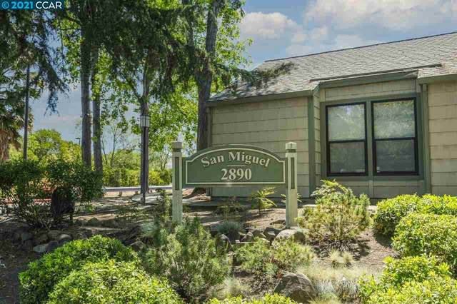 2890 Treat Blvd #58, Concord, CA 94518 (#40948218) :: Blue Line Property Group