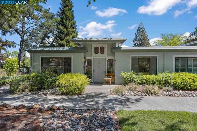 2301 Tice Creek Dr. #4, Walnut Creek, CA 94595 (#40948235) :: The Grubb Company