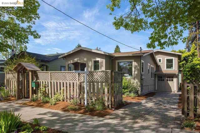 2316 California St, Berkeley, CA 94703 (#40948248) :: The Lucas Group