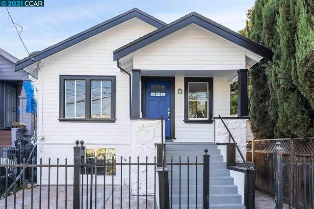 7335 Lockwood St, Oakland, CA 94621 (#40948255) :: The Venema Homes Team