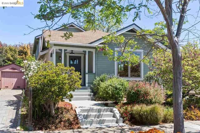 1865 Franklin St, Berkeley, CA 94702 (#40948285) :: The Venema Homes Team