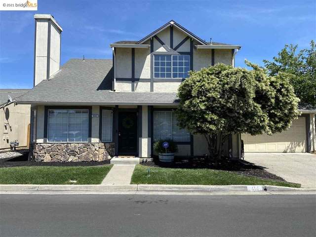 614 Gingham Way, Oakley, CA 94561 (#40948289) :: Blue Line Property Group