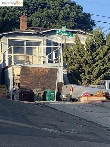 4822 Gordon St, Oakland, CA 94601 (#40948290) :: The Venema Homes Team
