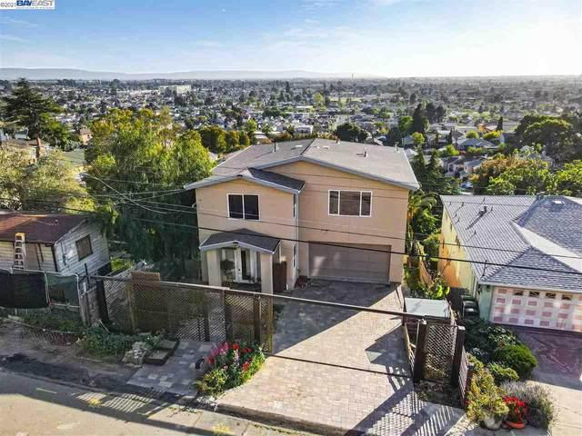 9835 Burr St, Oakland, CA 94605 (#40948308) :: MPT Property