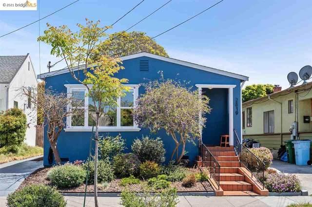 2819 Acton St, Berkeley, CA 94702 (#40948312) :: The Grubb Company