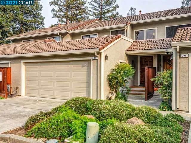 338 Via Cordova Ln, Martinez, CA 94553 (#40948324) :: The Venema Homes Team