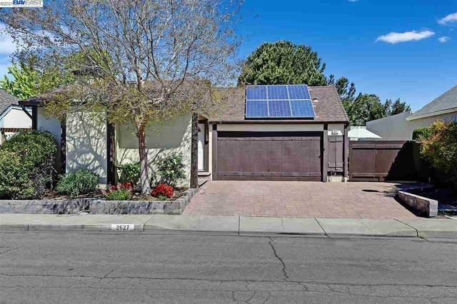 2627 Ann St, Fremont, CA 94536 (#40948334) :: The Venema Homes Team