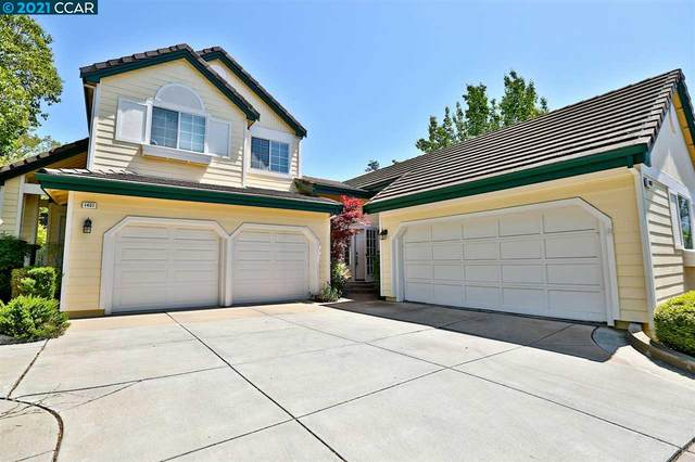 1403 Indianhead Way, Clayton, CA 94517 (#40948350) :: Blue Line Property Group