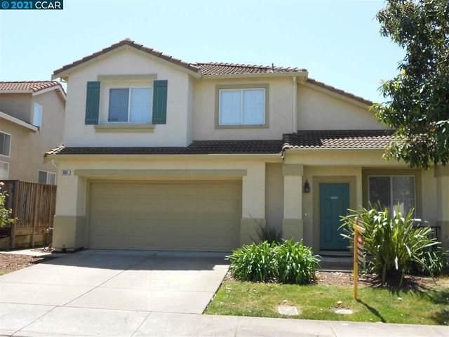 803 Lone Oak Dr, Richmond, CA 94806 (#40948360) :: The Grubb Company