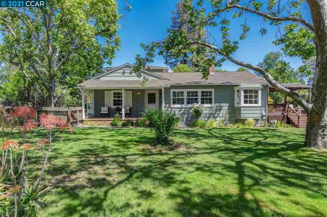 2318 Warren Rd, Walnut Creek, CA 94595 (#40948369) :: Excel Fine Homes