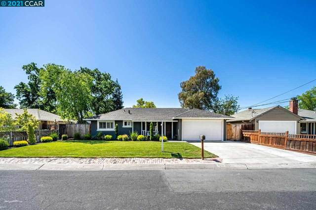 125 Maxine Dr, Pleasant Hill, CA 94523 (#40948373) :: Realty World Property Network