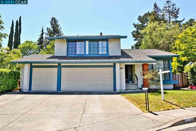 2208 Lake Oaks Ct, Martinez, CA 94553 (#40948394) :: Blue Line Property Group