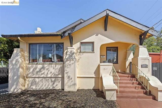 1349 Delaware St, Berkeley, CA 94702 (#40948395) :: The Venema Homes Team