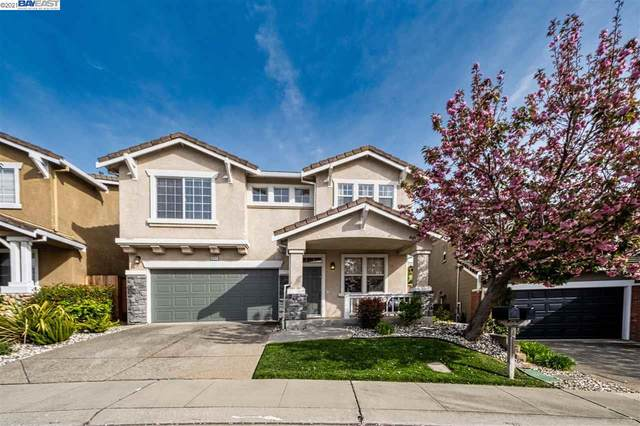 5177 Abbeywood Dr, Castro Valley, CA 94552 (#40948396) :: The Grubb Company