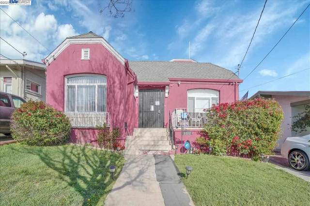 5132 Fairfax Ave, Oakland, CA 94601 (#40948411) :: Blue Line Property Group