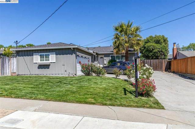 252 Lee Ave, Livermore, CA 94551 (#40948451) :: Blue Line Property Group