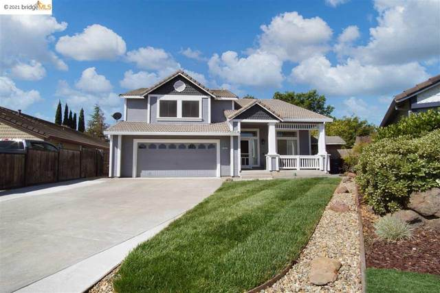 3887 Mission Ct, Oakley, CA 94561 (#40948458) :: Blue Line Property Group