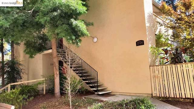 2724 Oak Rd #119, Walnut Creek, CA 94597 (#40948465) :: Excel Fine Homes