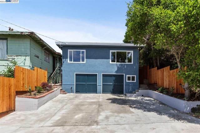 4612 Penniman Ave, Oakland, CA 94619 (#40948477) :: Realty World Property Network