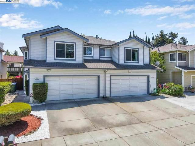 4932 Creekwood Dr, Fremont, CA 94555 (#40948490) :: The Lucas Group