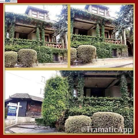 2901 Park Blvd, Oakland, CA 94610 (#40948510) :: Realty World Property Network