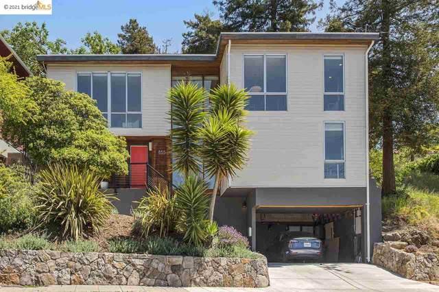 855 Hilldale Ave, Berkeley, CA 94708 (#40948514) :: The Grubb Company