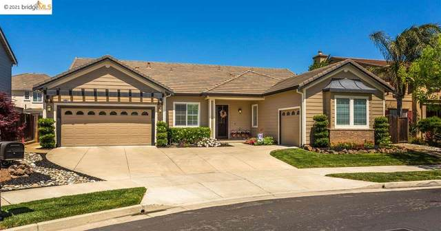 713 Iris Ct, Brentwood, CA 94513 (#40948530) :: Realty World Property Network