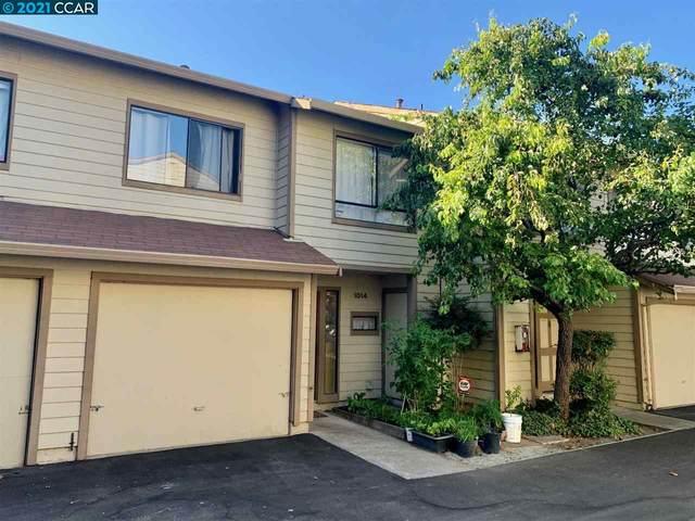 1014 Cedar Terrace, San Pablo, CA 94806 (#40948538) :: Realty World Property Network