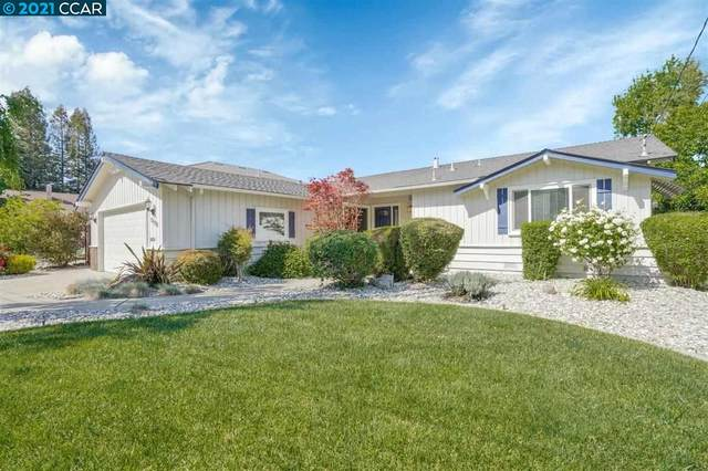 5636 Vineta Ct, Martinez, CA 94553 (#40948540) :: Realty World Property Network