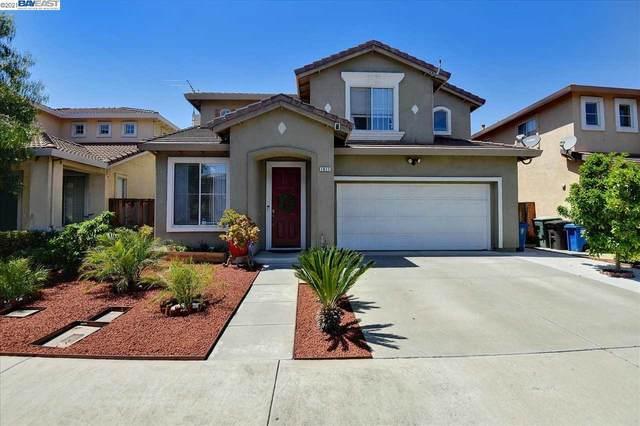 1877 Slate Dr, Union City, CA 94587 (#40948541) :: Blue Line Property Group