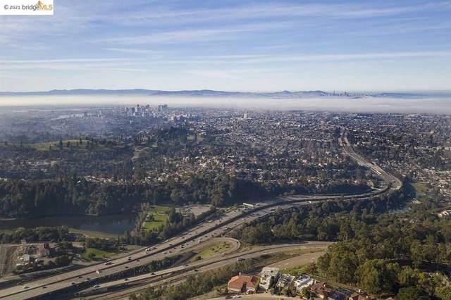 46 Spy Glass Hill, Oakland, CA 94618 (#40948551) :: MPT Property