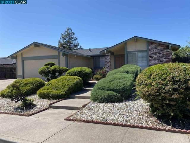 901 Basalt Way, Antioch, CA 94509 (#40948562) :: Blue Line Property Group