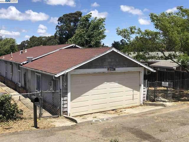 22646 Mossy Rock Dr, Hayward, CA 94541 (#40948575) :: MPT Property