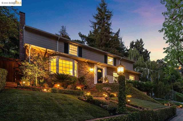 57 Huntleigh Rd., Piedmont, CA 94611 (#40948585) :: The Grubb Company