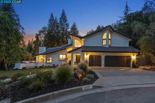 352 Dalewood Dr, Orinda, CA 94563 (#40948593) :: Blue Line Property Group