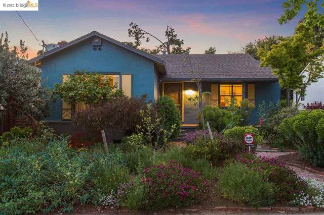 3759 Silverwood Ave, Oakland, CA 94602 (#40948608) :: The Lucas Group