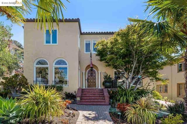 110 Estates Drive, Piedmont, CA 94611 (#40948631) :: MPT Property