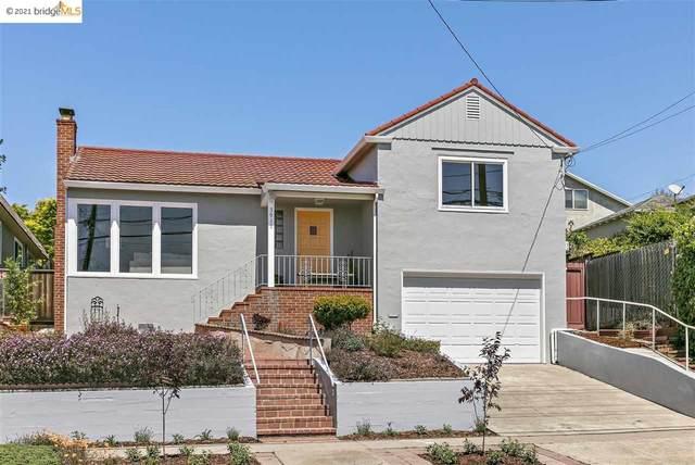 5917 Burlingame Ave, Richmond, CA 94804 (#40948632) :: The Grubb Company