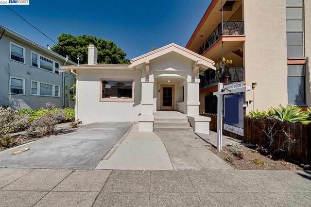 5441 Broadway, Oakland, CA 94618 (#40948638) :: Blue Line Property Group
