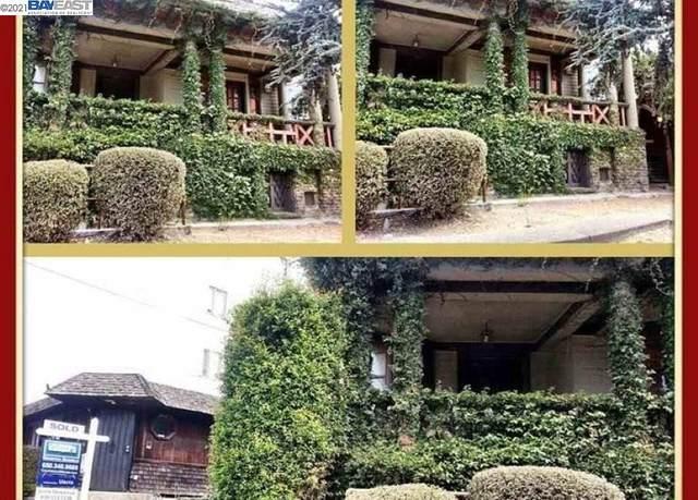2901 Park Blvd, Oakland, CA 94610 (#40948644) :: Armario Homes Real Estate Team
