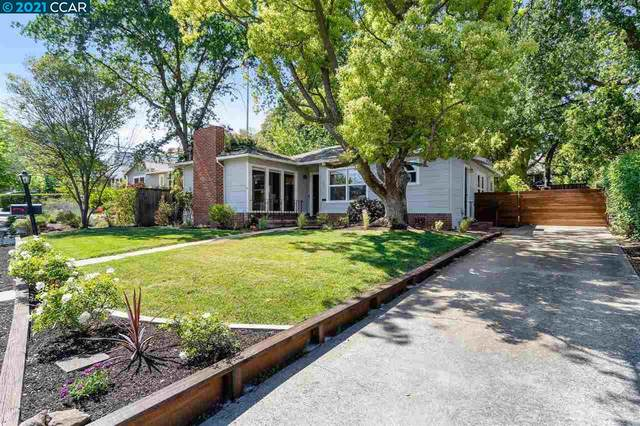 1950 Dora Ave, Walnut Creek, CA 94596 (#40948645) :: Blue Line Property Group