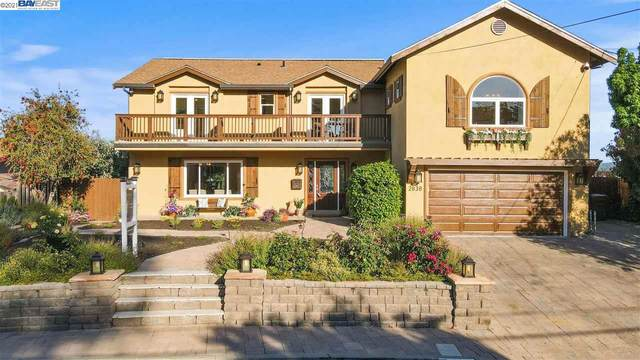 2838 Madeira Way, Pleasant Hill, CA 94523 (#40948676) :: Realty World Property Network