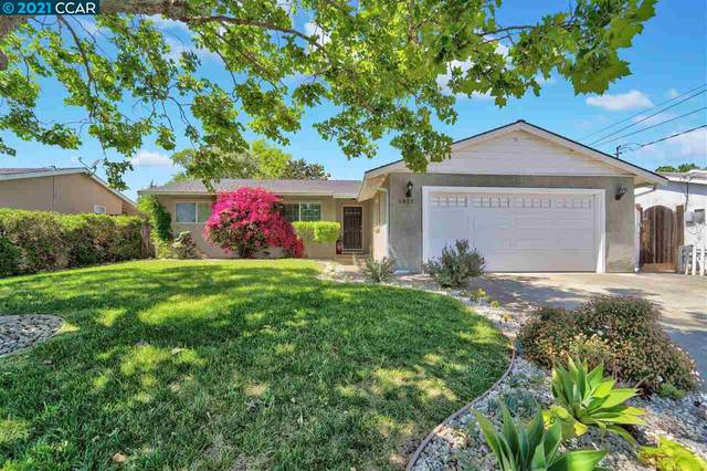 1821 Ravenwood, Concord, CA 94520 (#40948678) :: Blue Line Property Group
