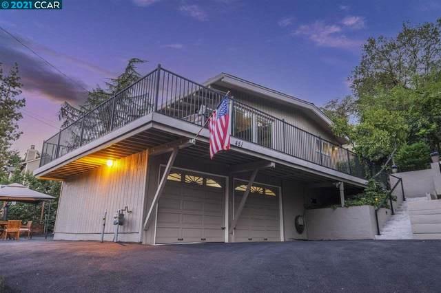 451 Summit Rd, Walnut Creek, CA 94598 (#40948679) :: Blue Line Property Group