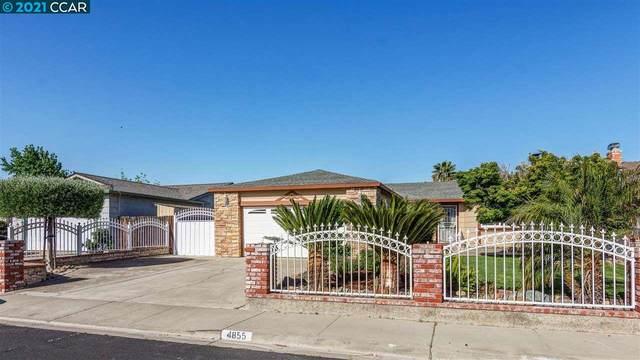 4855 Claret Ct, Oakley, CA 94561 (#40948705) :: Blue Line Property Group