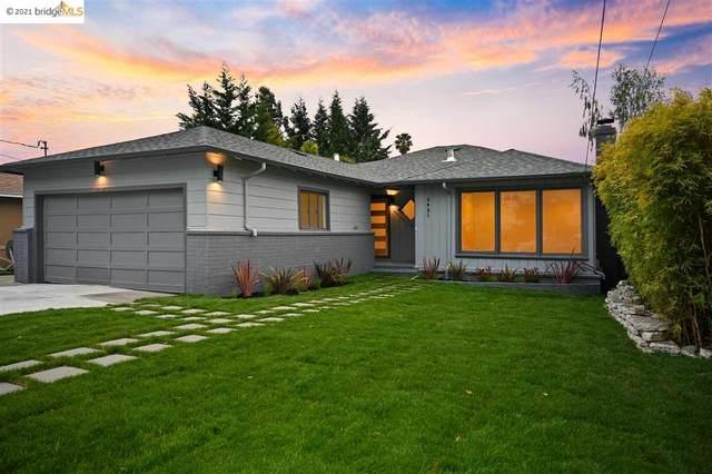 3451 Jordan Rd, Oakland, CA 94602 (#40948712) :: Blue Line Property Group