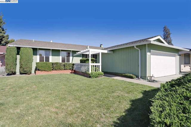 35658 Ballantine Pl, Fremont, CA 94536 (#40948714) :: Blue Line Property Group