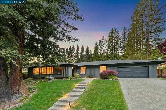484 Dalewood Dr, Orinda, CA 94563 (#40948717) :: Blue Line Property Group