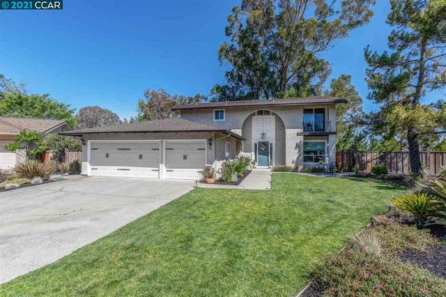 52 Pacer Pl, Walnut Creek, CA 94596 (#40948733) :: Blue Line Property Group