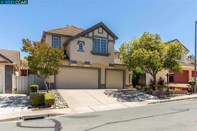 208 Shadow Hill Cir, Pittsburg, CA 94565 (#40948734) :: Blue Line Property Group